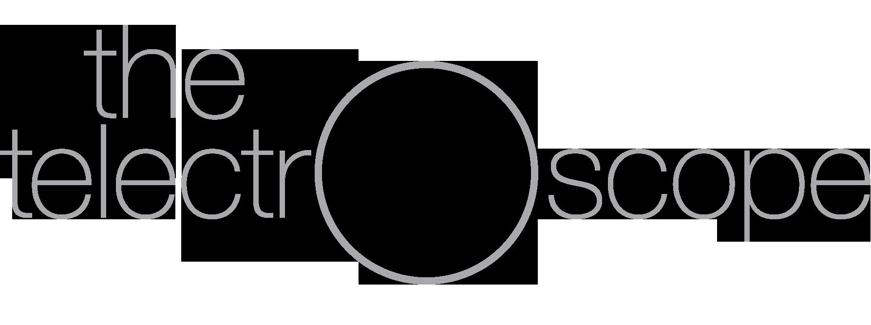 Telectroscope logo