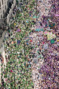 PROCESSIONS 2018 London, an Artichoke Project Commissioned by 14-18 NOW. Photo by Amelia Allen
