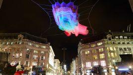 1.8 London, Janet Echelman