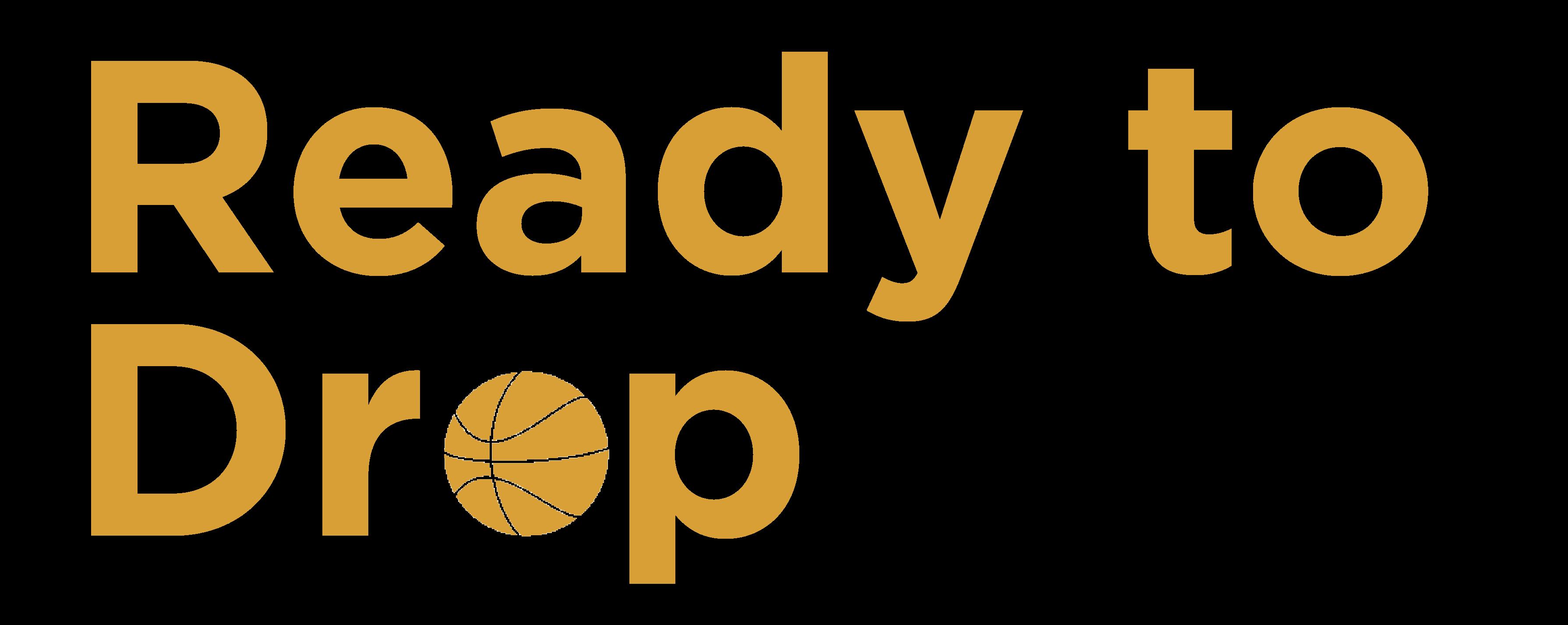Ready To Drop logo